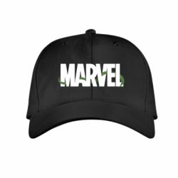 Детская кепка Marvel logo and vine