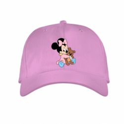 Дитяча кепка Minnie And Bear