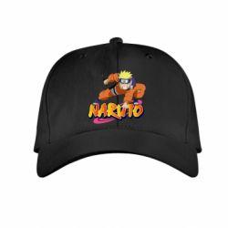 Дитяча кепка Naruto with logo