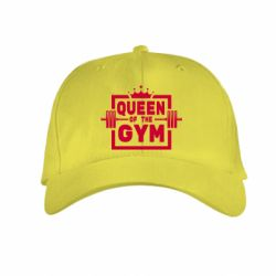 Дитяча кепка Queen Of The Gym