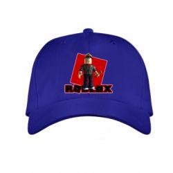 Детская кепка Roblox Builderman
