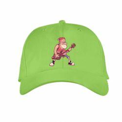 Дитяча кепка Rock'n'roll Santa