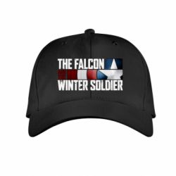 Дитяча кепка The Falcon and the Winter Soldier