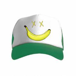 Детская кепка-тракер Banana smile