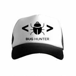 Дитяча кепка-тракер Bug Hunter