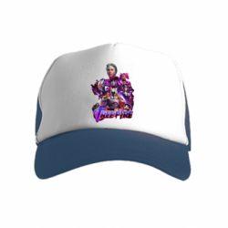 Детская кепка-тракер Garena free avengers