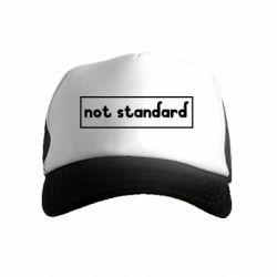 Дитяча кепка-тракер Not standard