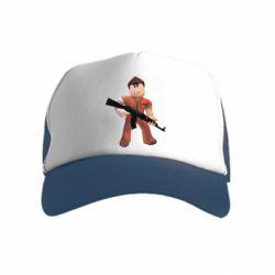Дитяча кепка-тракер Roblox Prisoner