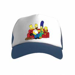 Детская кепка-тракер Simpsons At Home