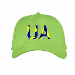 Детская кепка UA Ukraine