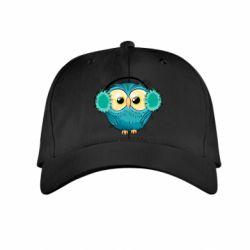 Детская кепка Winter owl