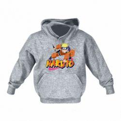 Дитяча толстовка Naruto with logo