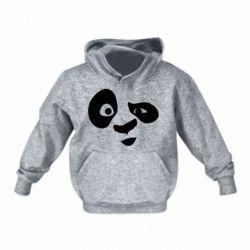 Дитяча толстовка на флісі Panda Po