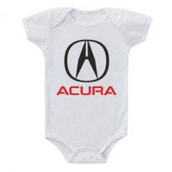 Детский бодик Acura - FatLine