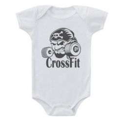 Детский бодик Angry CrossFit - FatLine