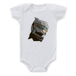 Детский бодик Batman Armoured - FatLine