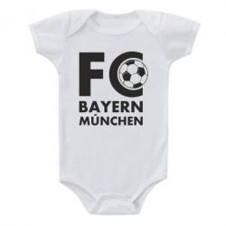 Детский бодик Бавария Мюнхен