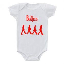 Детский бодик Beatles Group - FatLine