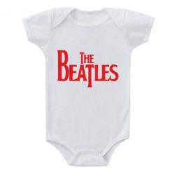 Детский бодик Beatles - FatLine