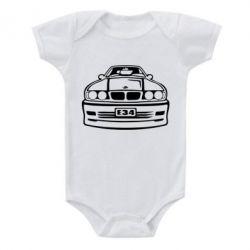 Детский бодик BMW E34