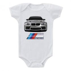 Детский бодик BMW M Power Car - FatLine