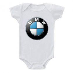 Детский бодик BMW Small Logo - FatLine