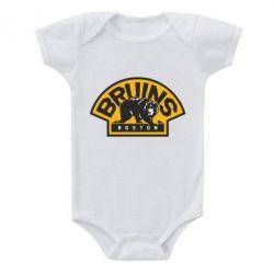 Детский бодик Boston Bruins - FatLine