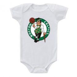Детский бодик Boston Celtics - FatLine
