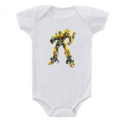 Детский бодик Bumblebee - FatLine