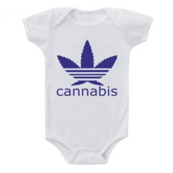 Дитячий бодік Cannabis