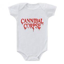 Детский бодик Cannibal Corpse - FatLine