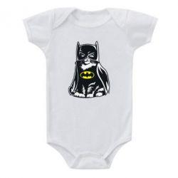 Детский бодик Cat Batman - FatLine