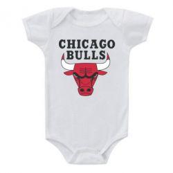 Детский бодик Chicago Bulls Classic - FatLine