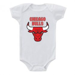 Детский бодик Chicago Bulls vol.2 - FatLine