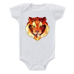 Детский бодик Colorful Tiger
