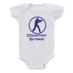 Детский бодик Counter Strike - FatLine