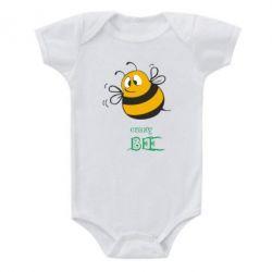 Детский бодик Crazy Bee