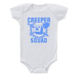 Детский бодик Creeper Squad - FatLine