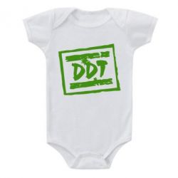 Детский бодик DDT (ДДТ) - FatLine