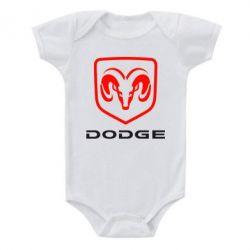 Детский бодик DODGE - FatLine