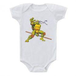 Детский бодик Donatello - FatLine