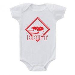 Детский бодик Drift - FatLine