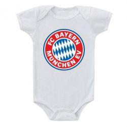 Детский бодик FC Bayern Munchen - FatLine