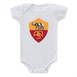 Детский бодик FC Roma - FatLine