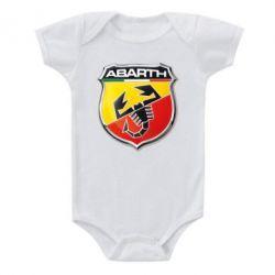 Детский бодик FIAT Abarth - FatLine