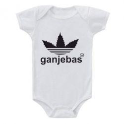 Детский бодик Ganjubas