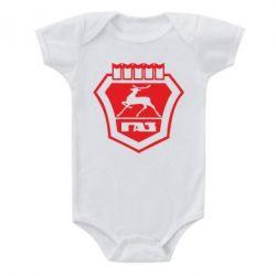 Детский бодик ГАЗ - FatLine