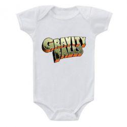 Детский бодик Gravity Falls - FatLine