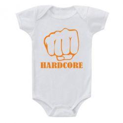 Дитячий бодік hardcore - FatLine