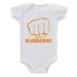 Детский бодик hardcore - FatLine